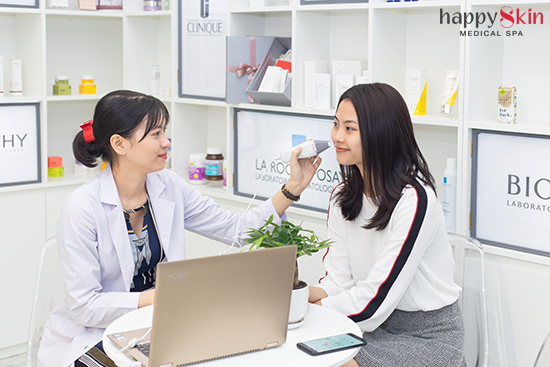 Repair - Da hư tổn - phục hồi ngay - Happy Skin Medical Spa