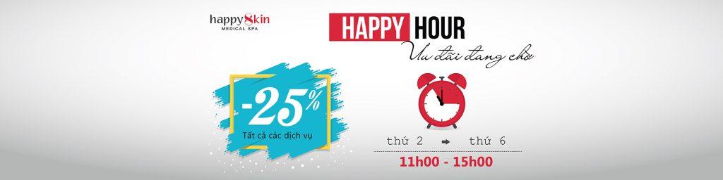 Happy Hour – Ưu đãi đang chờ
